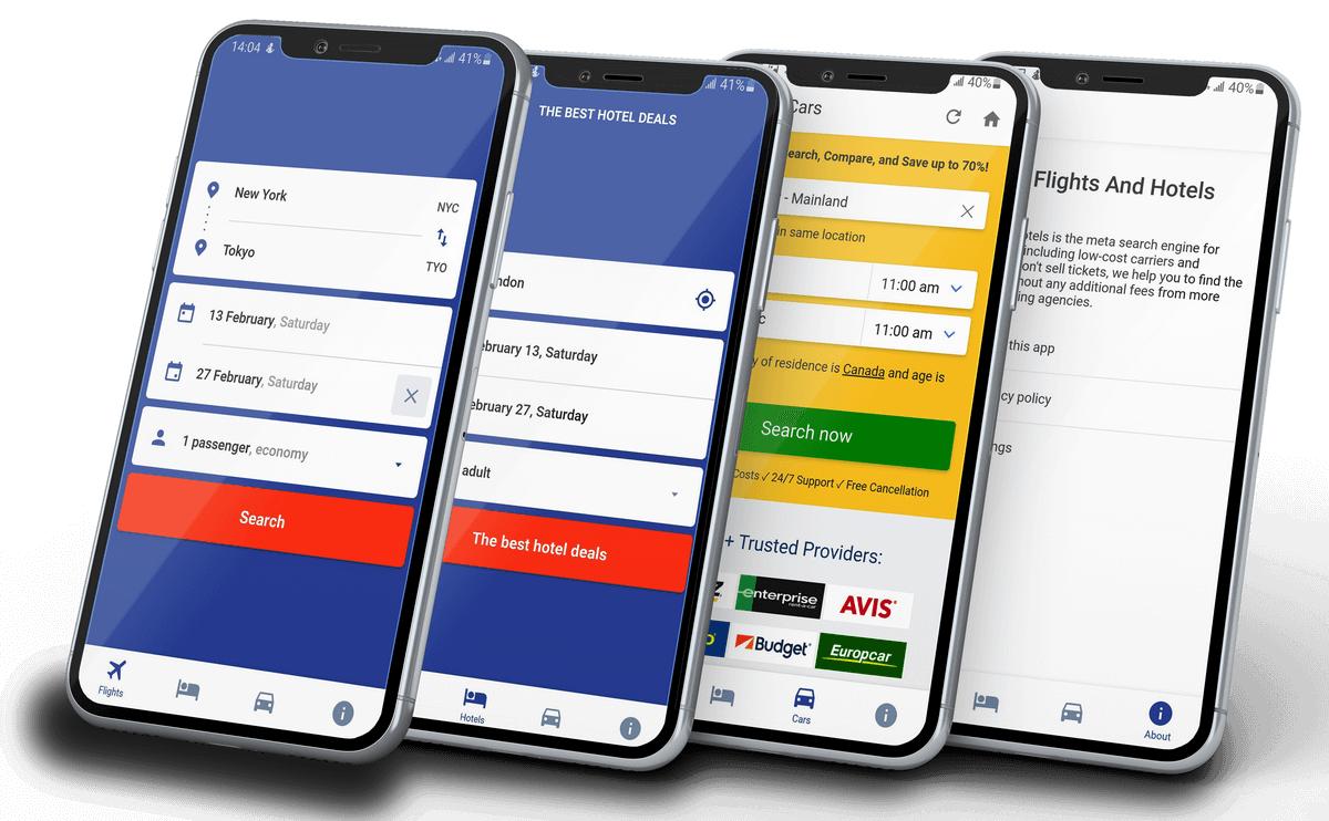 Travel Mobile Application